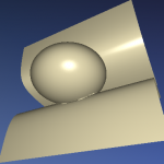3D implicit surface
